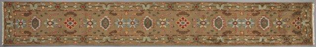 Mahal Carpet, 2' 7 x 16' 3.