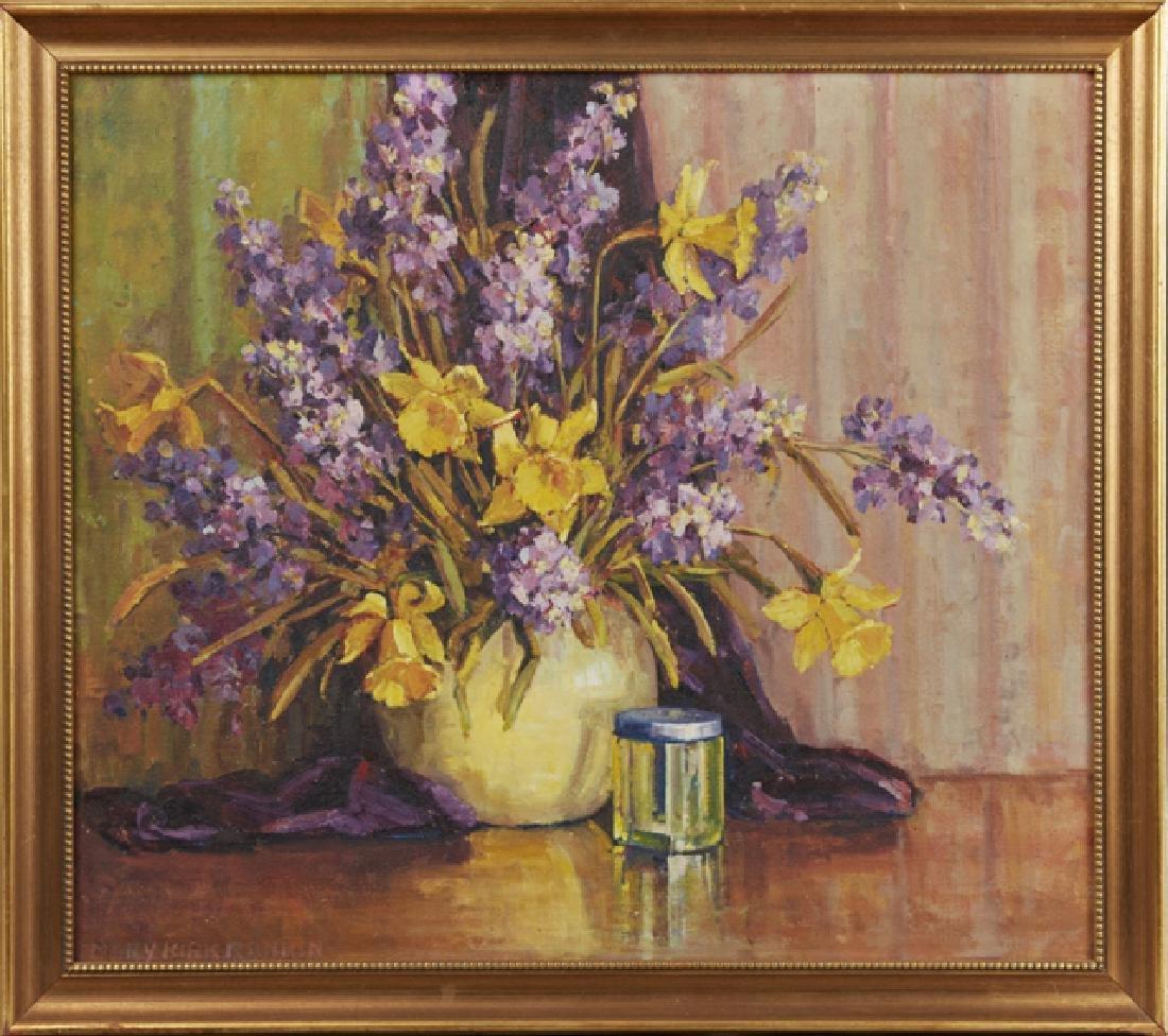 "Mary Kirk Rankin (1897-1989, California), ""Heralds of"