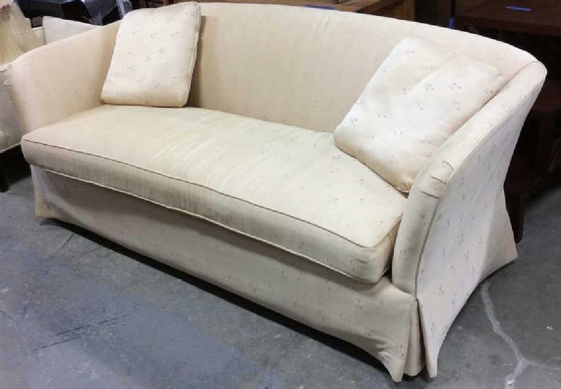 Vintage Upholstered Sherrill Sofa Sofa, couch, loveseat
