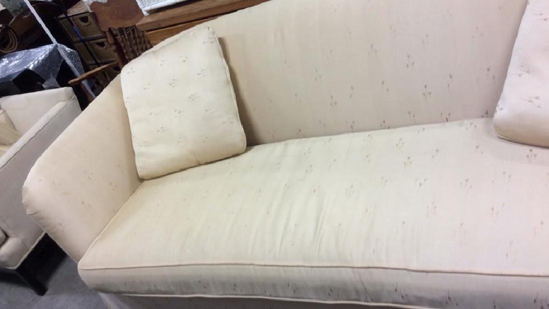 Vintage Upholstered Sherrill Sofa Sofa, couch, loveseat - 4