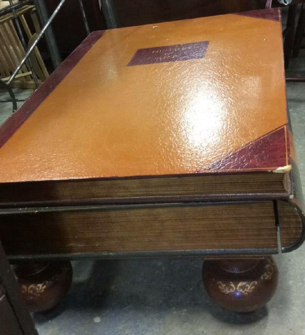 Whimsical Book Form Coffee Table Coffee table, low - 4