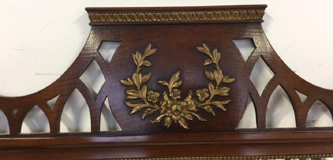 Hindel Grand Rapids Mahogany Mirror Vintage mahogany