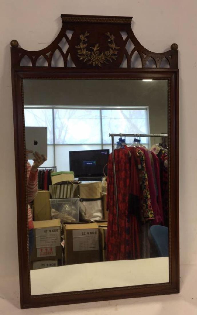 Hindel Grand Rapids Mahogany Mirror Vintage mahogany - 3