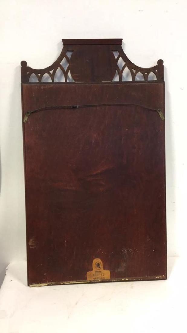 Hindel Grand Rapids Mahogany Mirror Vintage mahogany - 7