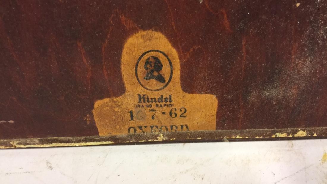 Hindel Grand Rapids Mahogany Mirror Vintage mahogany - 8