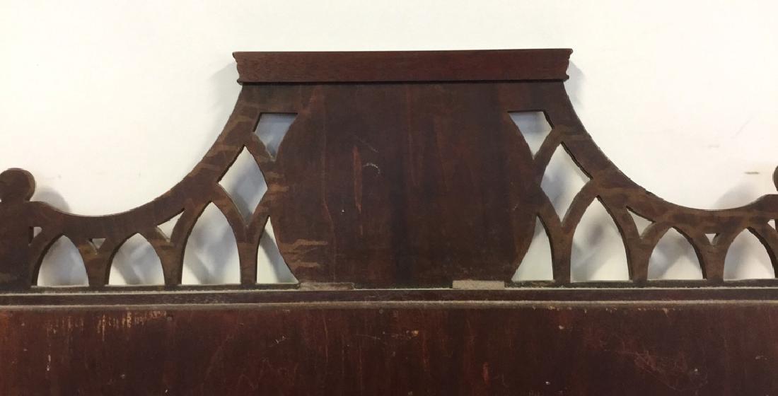 Hindel Grand Rapids Mahogany Mirror Vintage mahogany - 9