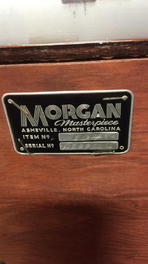 Vintage Set 2 Dressers Morgan Furniture Co Asian style - 8