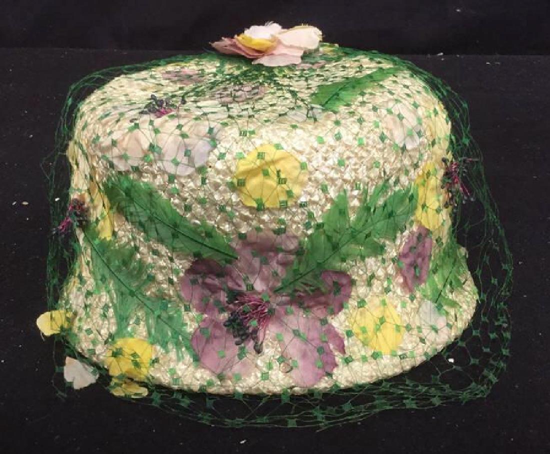 Vintage Chanda Ladies Hat Vintage Chanda ladies hat