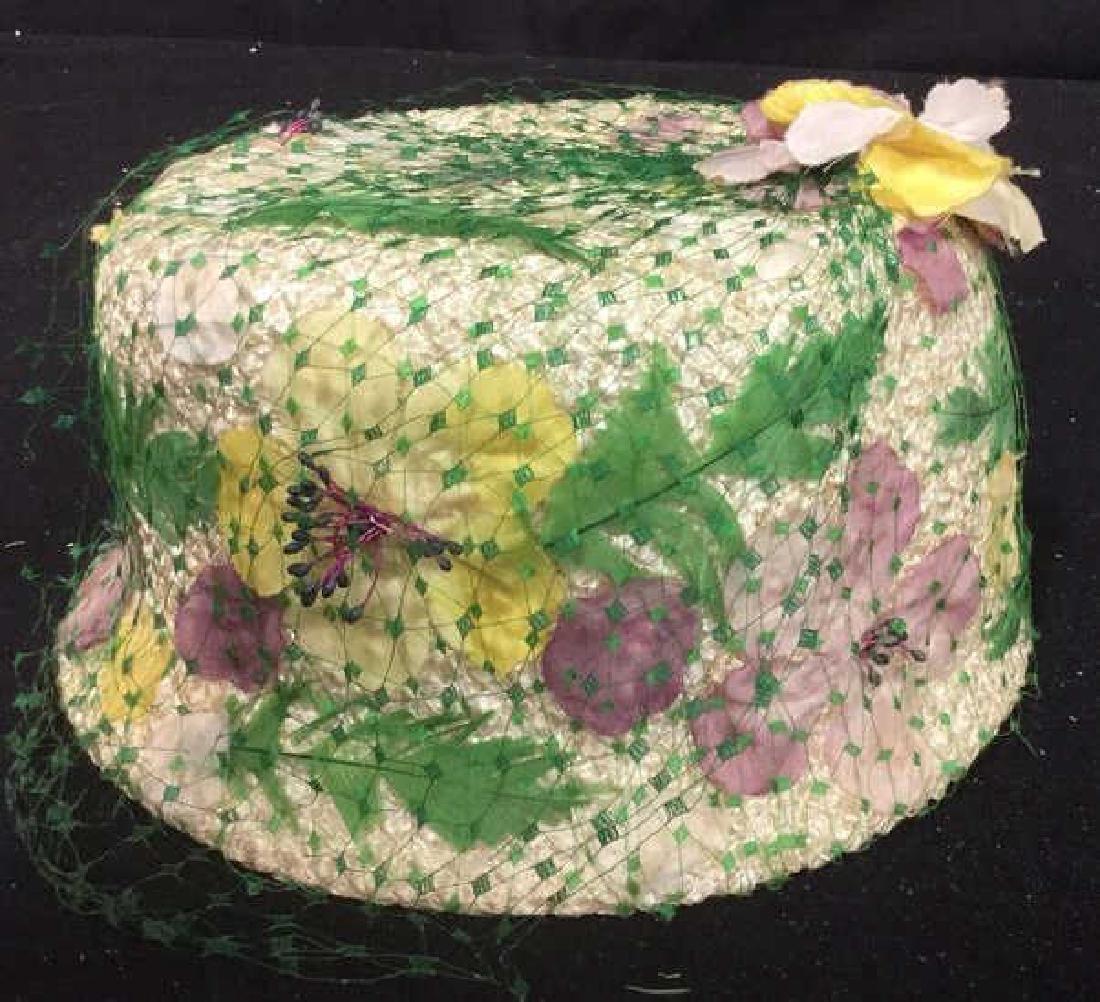 Vintage Chanda Ladies Hat Vintage Chanda ladies hat - 2