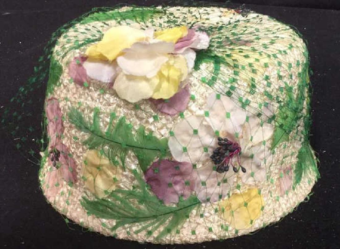 Vintage Chanda Ladies Hat Vintage Chanda ladies hat - 3