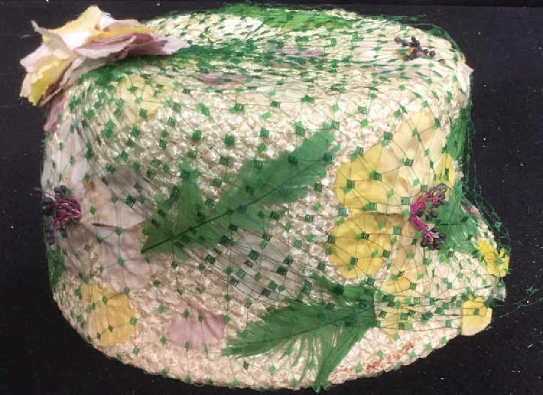 Vintage Chanda Ladies Hat Vintage Chanda ladies hat - 4