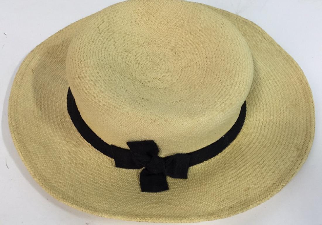 Collection of Four Vintage Ladies Hats 4 vintage ladies - 2