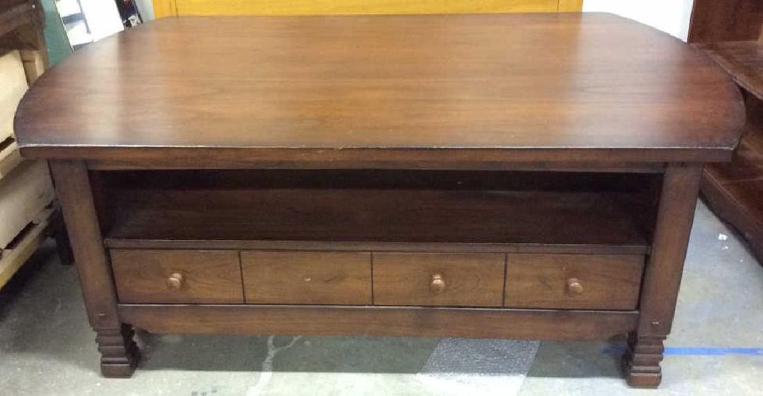 Vintage Mahogany Coffee Table Coffee table low table