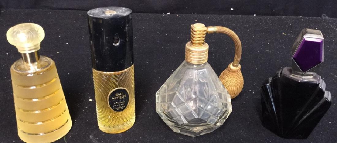 Assorted Vintage Womens Fragrances and Bottles 3
