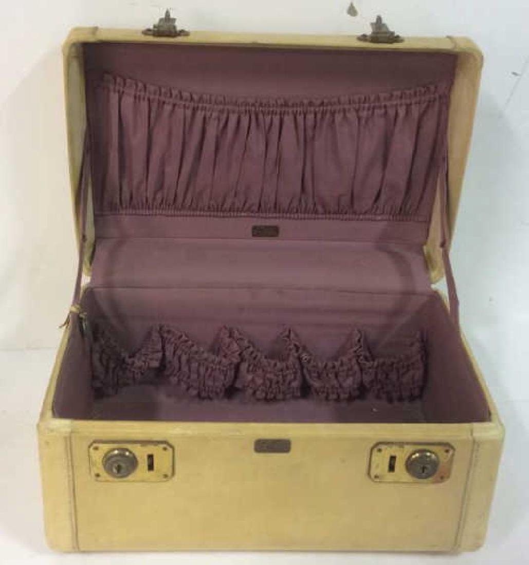 Vintage Lido New York Leather Jewelry Travel Cases - 10