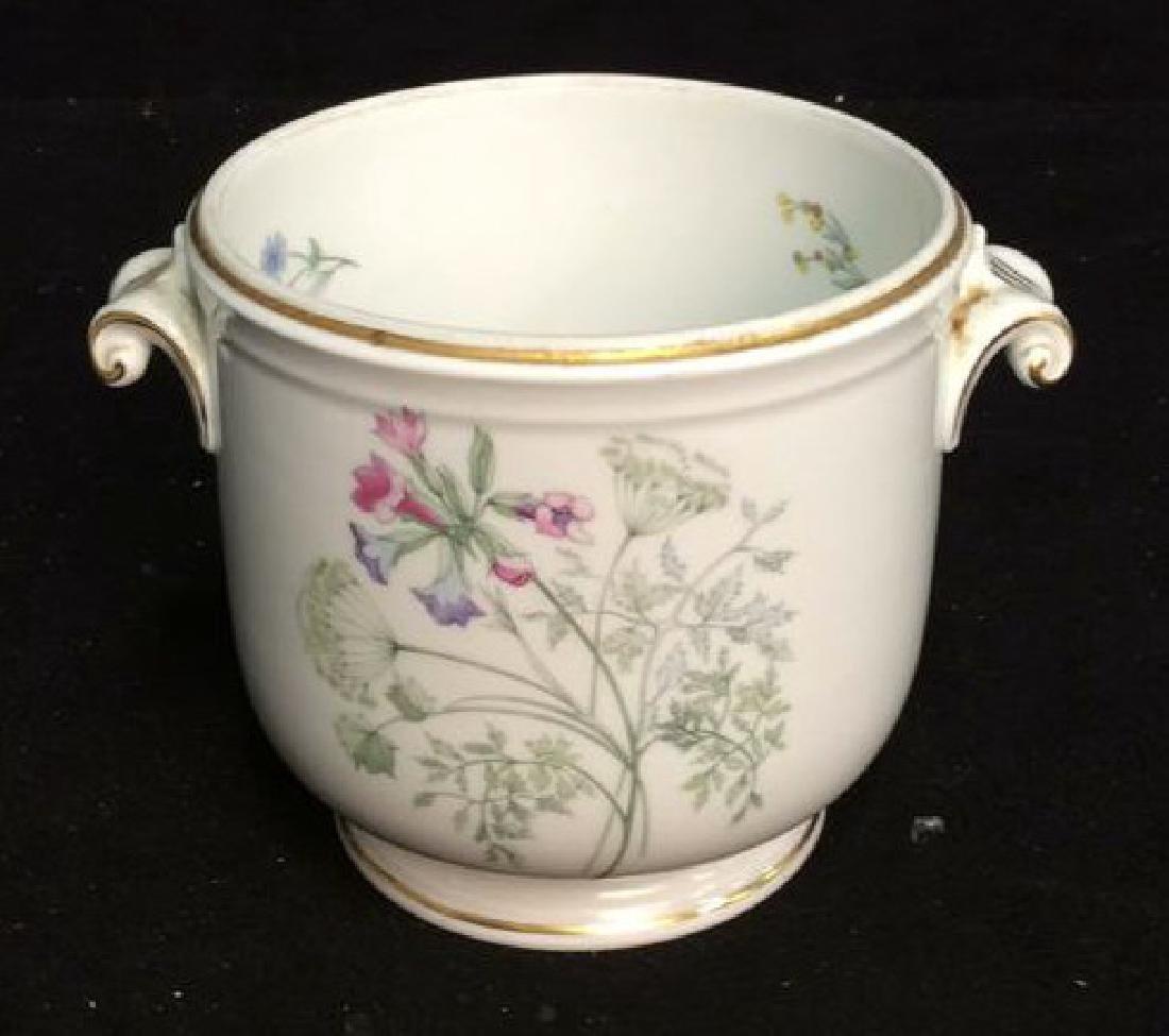 Richard Ginori Porcelain Bowl Made in Italy White