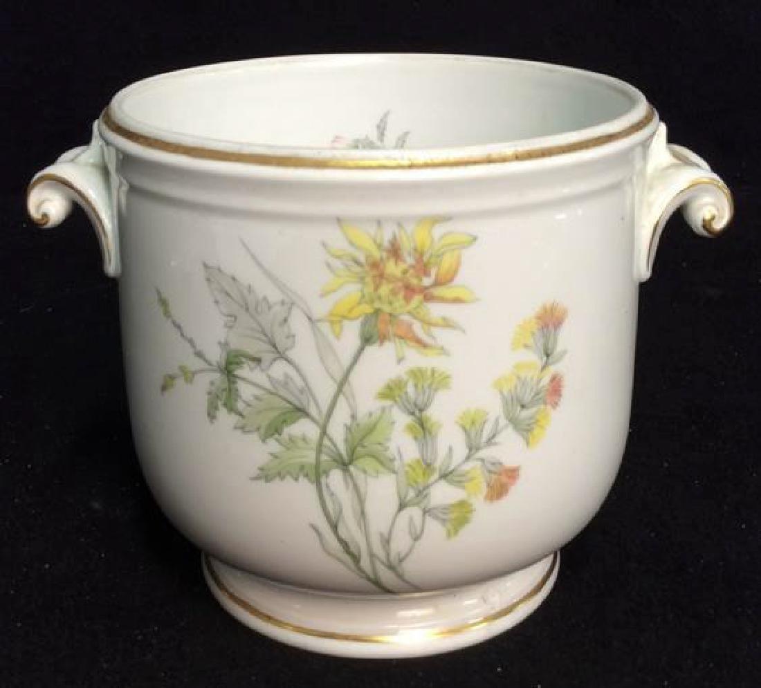 Richard Ginori Porcelain Bowl Made in Italy White - 3