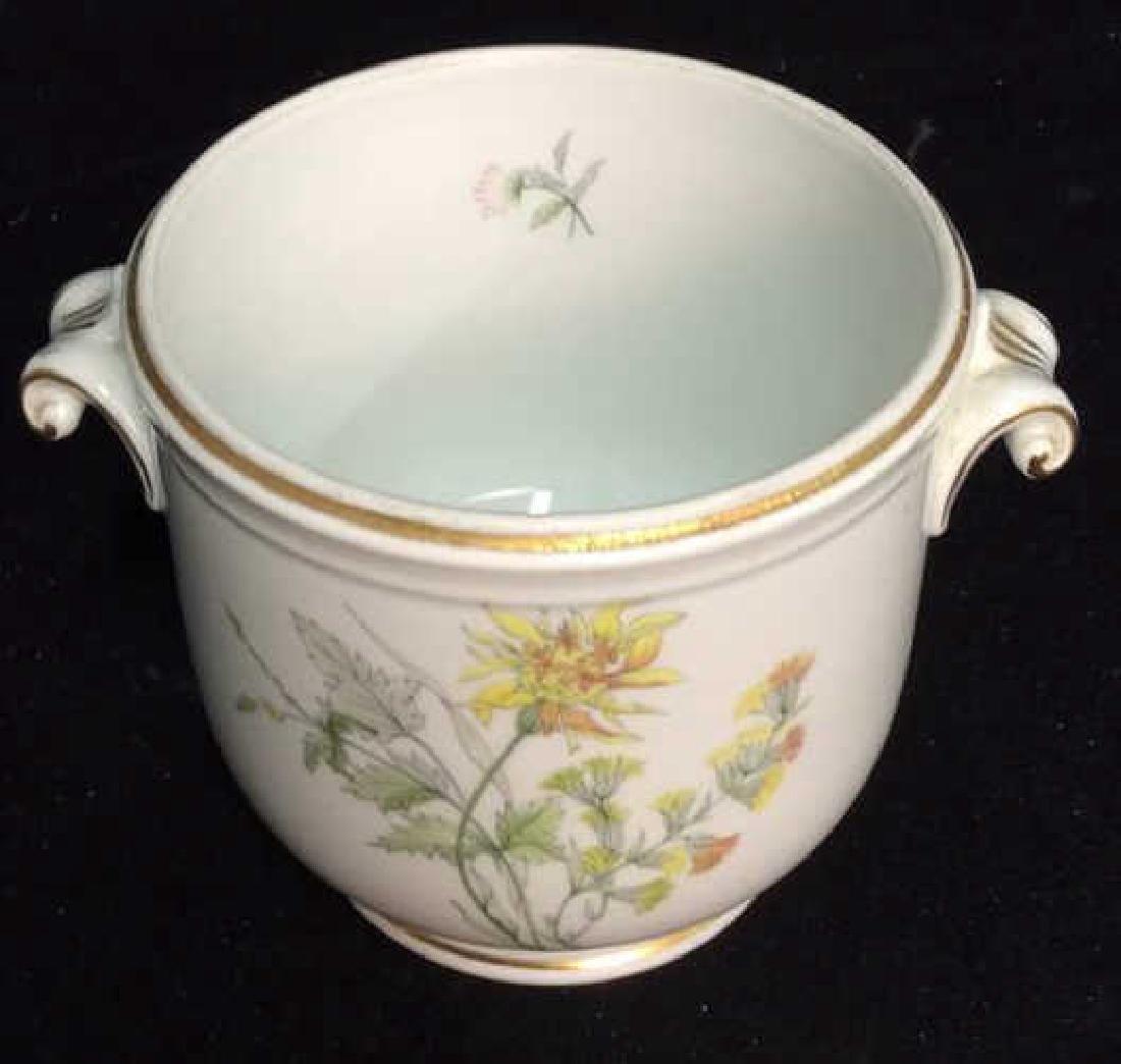 Richard Ginori Porcelain Bowl Made in Italy White - 4