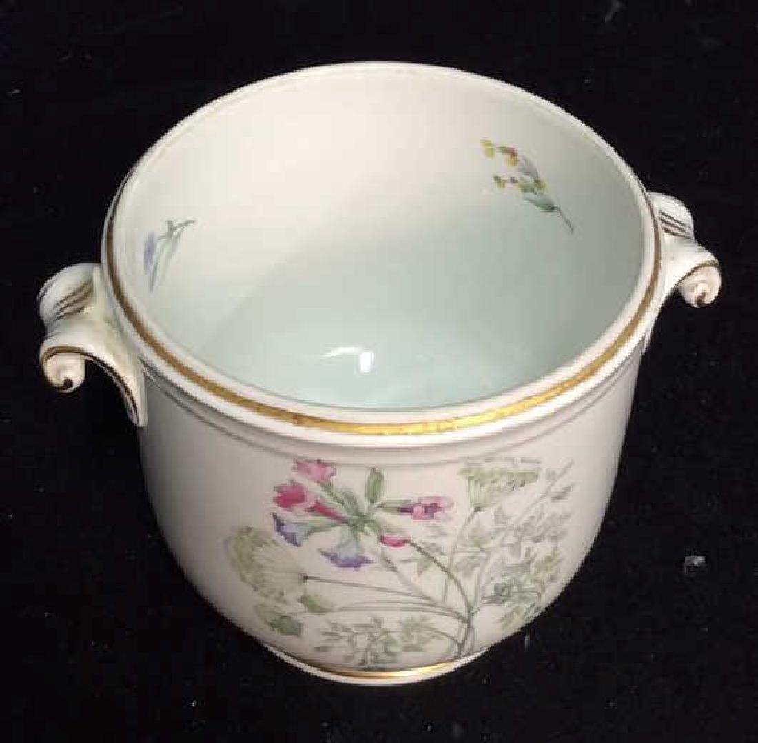 Richard Ginori Porcelain Bowl Made in Italy White - 5