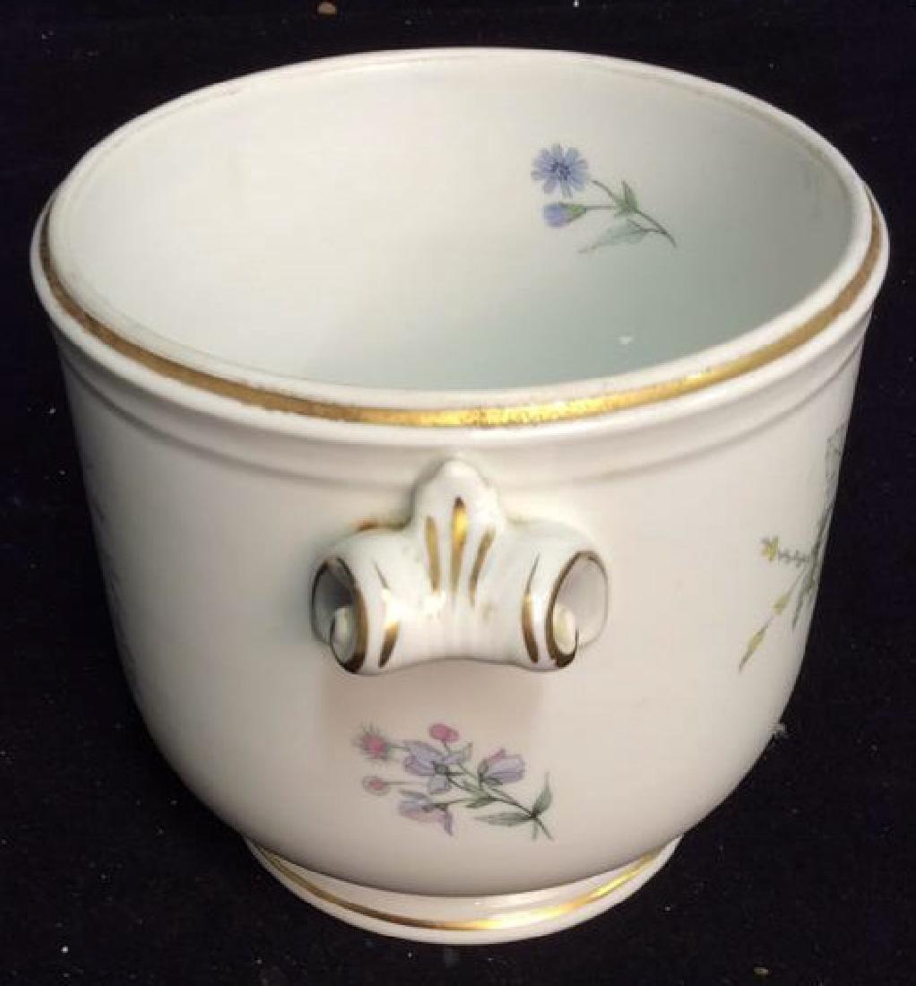 Richard Ginori Porcelain Bowl Made in Italy White - 6