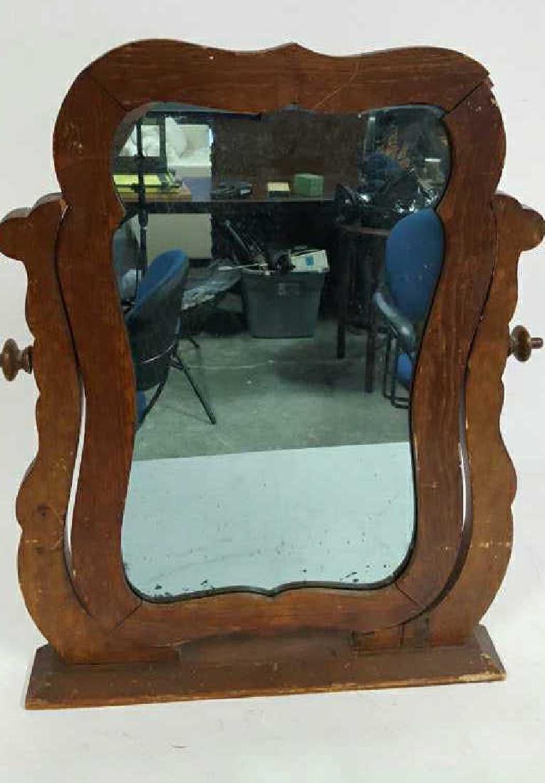 Desk Desk Vintage Mirror Desk Desk Vintage Mirror, - 6