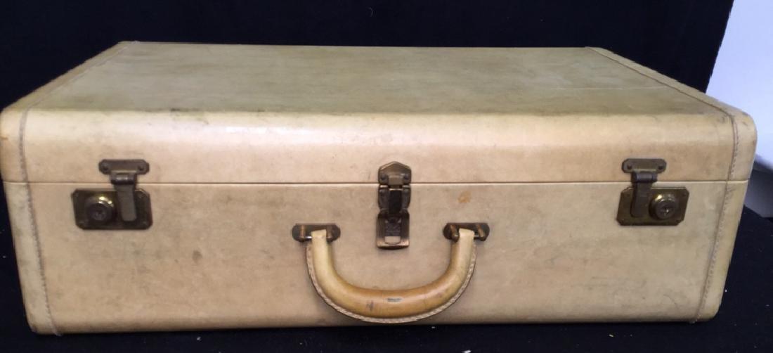 Vintage Lido New York Luggage Vintage Lido luggage,