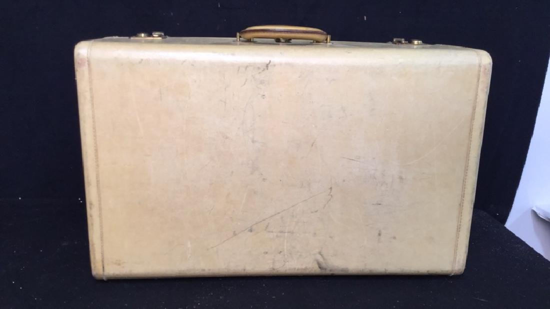 Vintage Lido New York Luggage Vintage Lido luggage, - 4