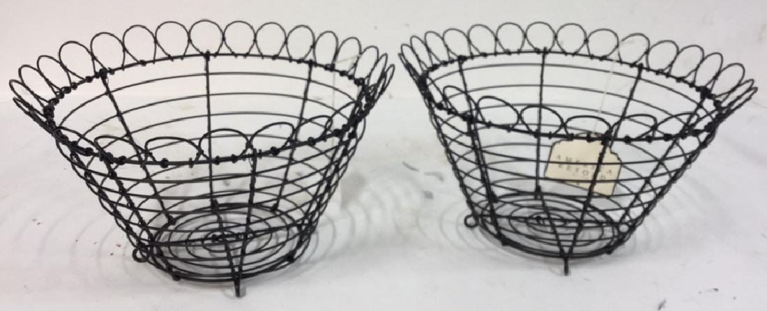 Basket Lot Featuring Nan Basket Purse 4 baskets - 8