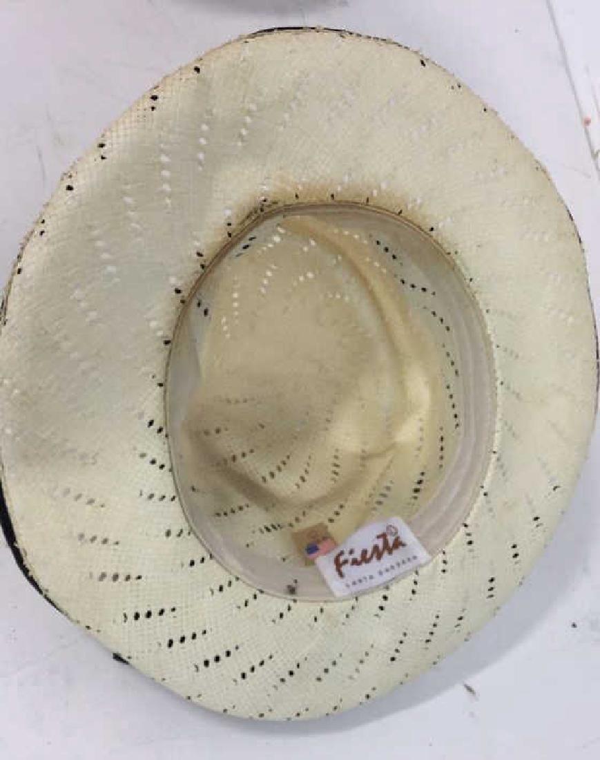 Assorted Vintage Ladies Hats 3 vintage ladies hats, one - 10