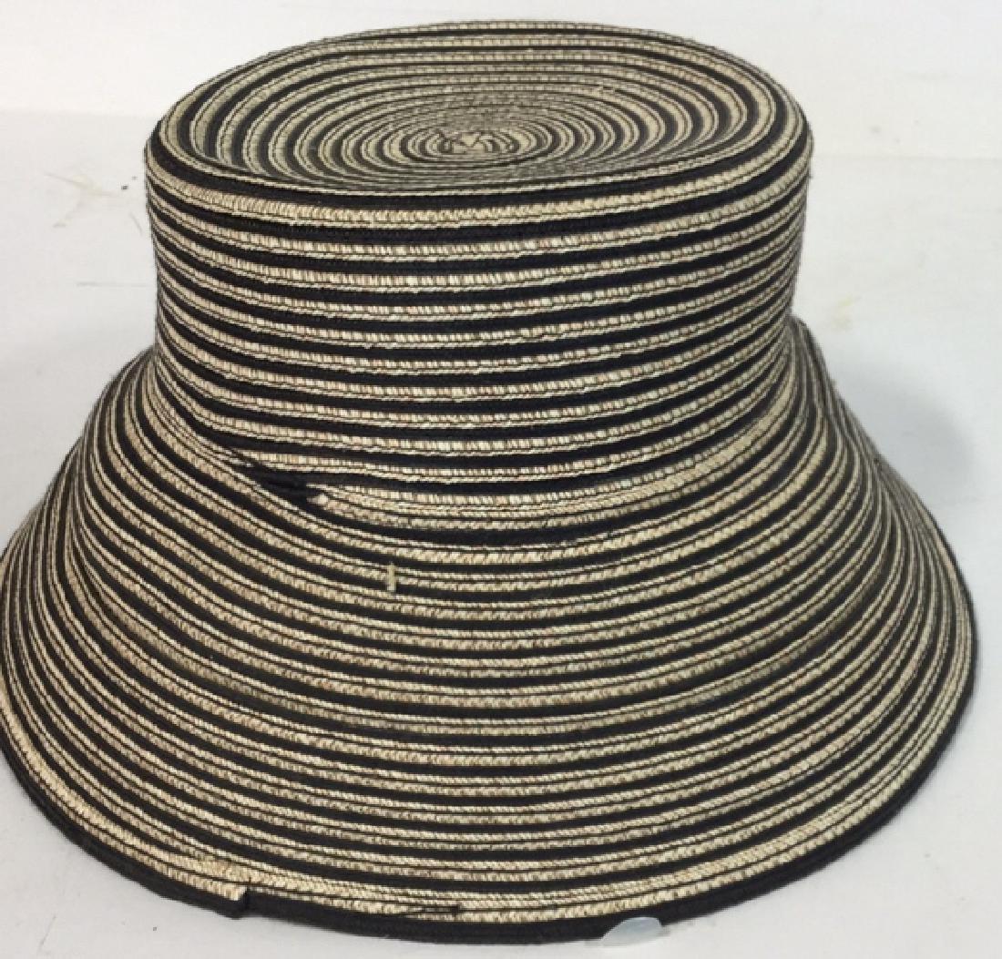 Assorted Vintage Ladies Hats 3 vintage ladies hats, one - 3
