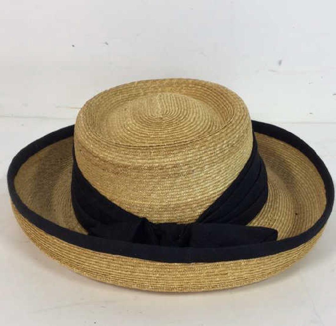 Assorted Vintage Ladies Hats 3 vintage ladies hats, one - 5
