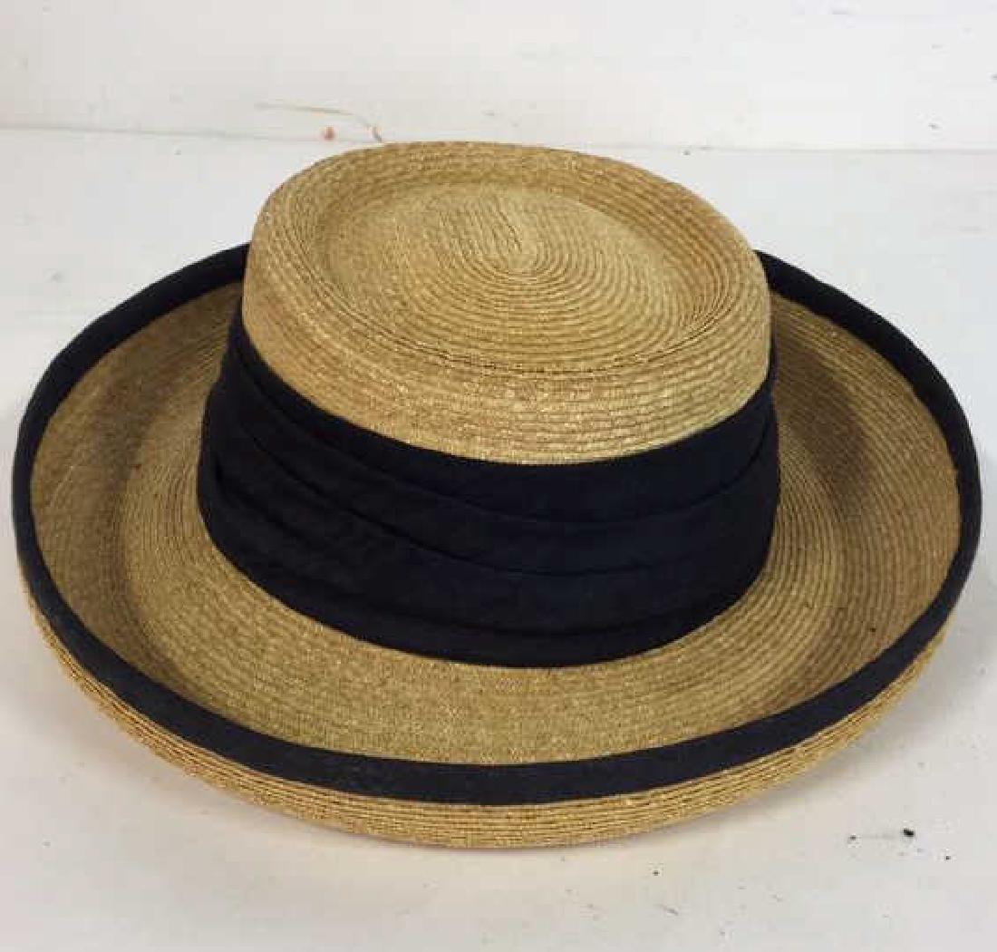 Assorted Vintage Ladies Hats 3 vintage ladies hats, one - 6