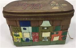 Vintage Caro Nan Basket Purse Vintage midcentury