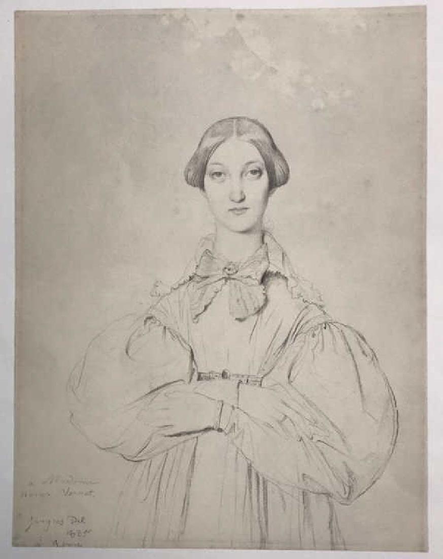 Jean-Auguste-Dominique Ingres Print