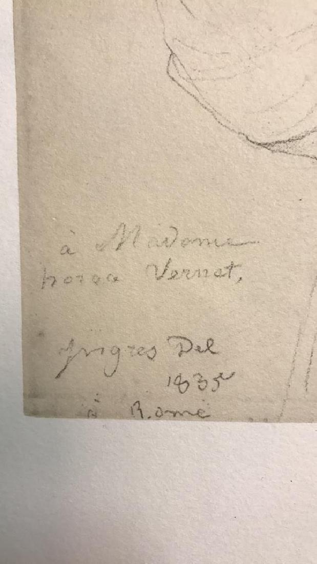 Jean-Auguste-Dominique Ingres Print - 3