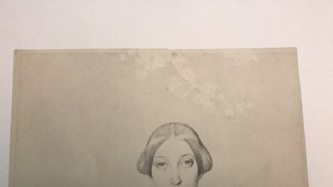 Jean-Auguste-Dominique Ingres Print - 4