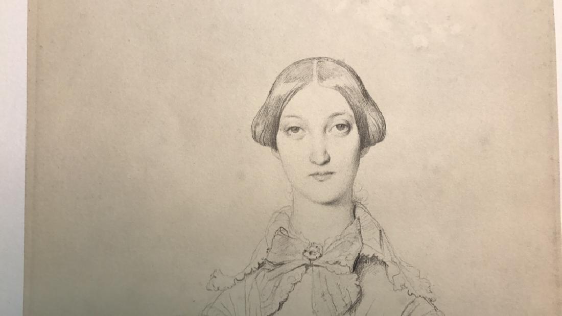 Jean-Auguste-Dominique Ingres Print - 5