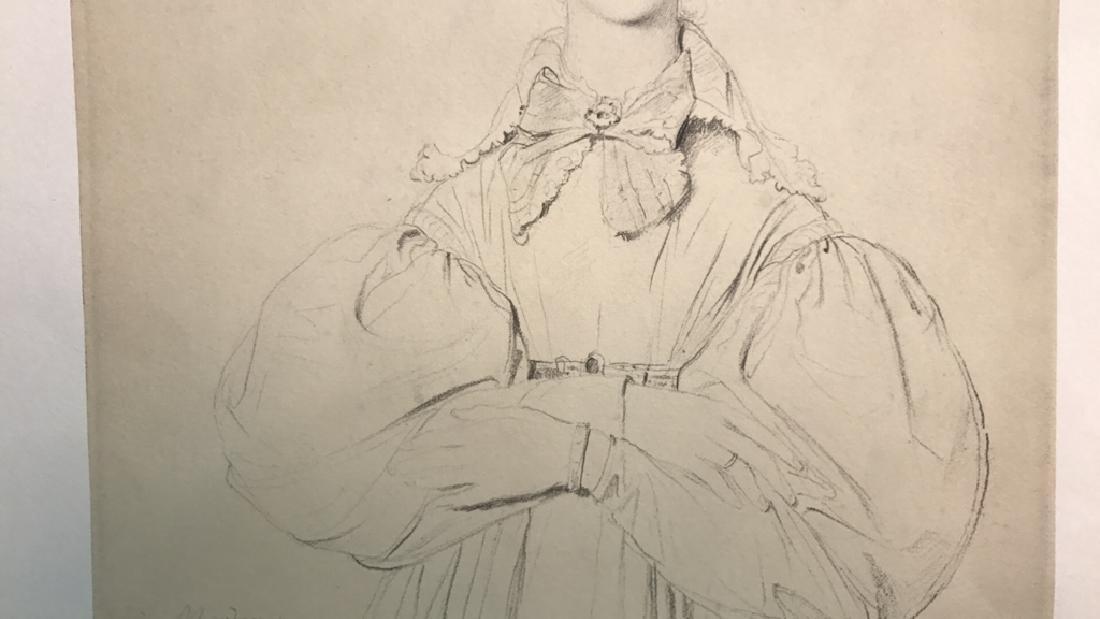 Jean-Auguste-Dominique Ingres Print - 6