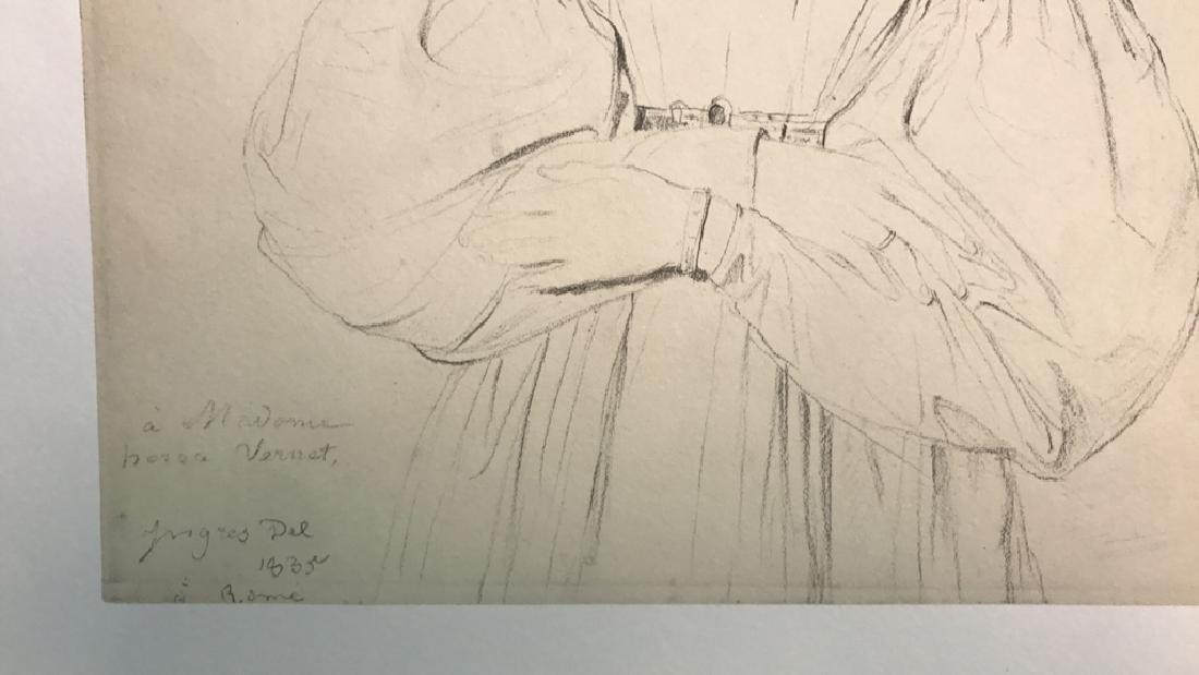 Jean-Auguste-Dominique Ingres Print - 7