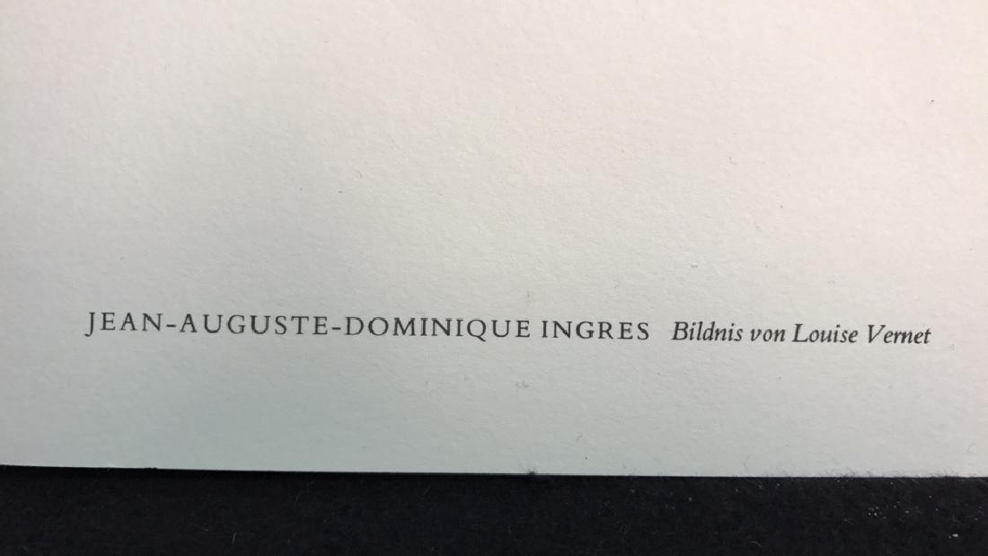 Jean-Auguste-Dominique Ingres Print - 8