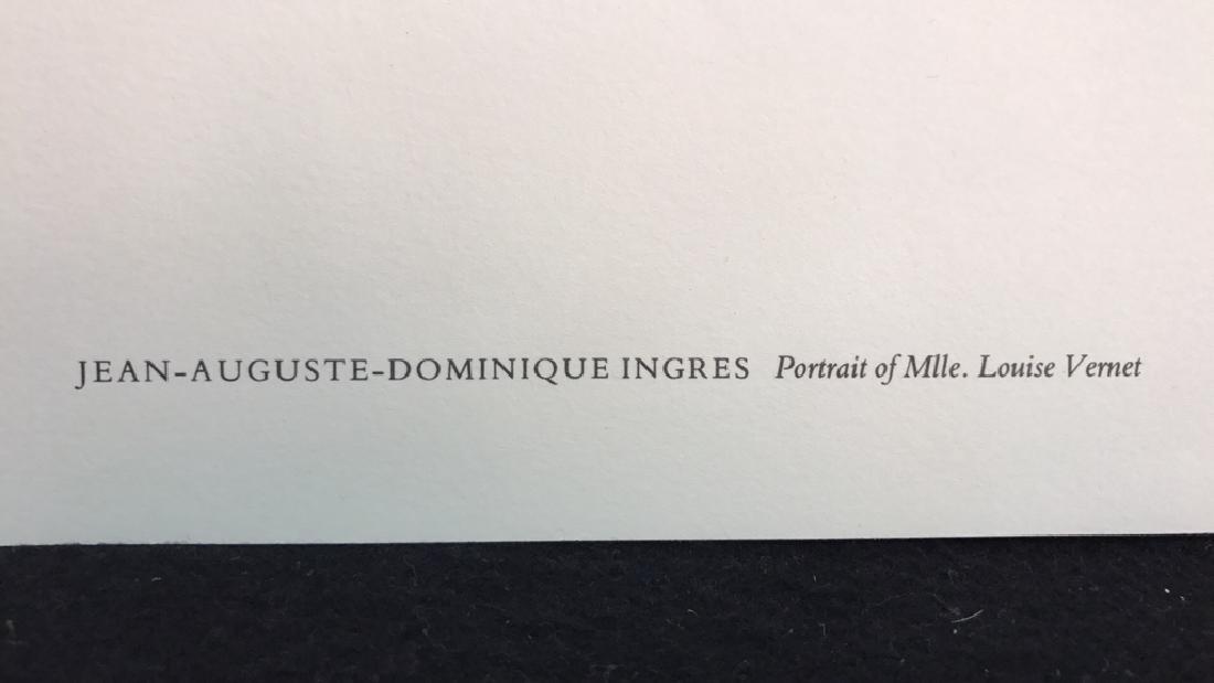 Jean-Auguste-Dominique Ingres Print - 9