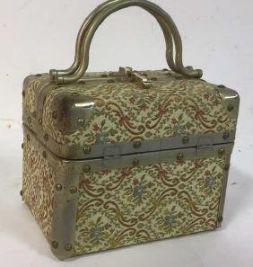 Vintage Italian Lunchbox Style Handbag Handbag, purse,