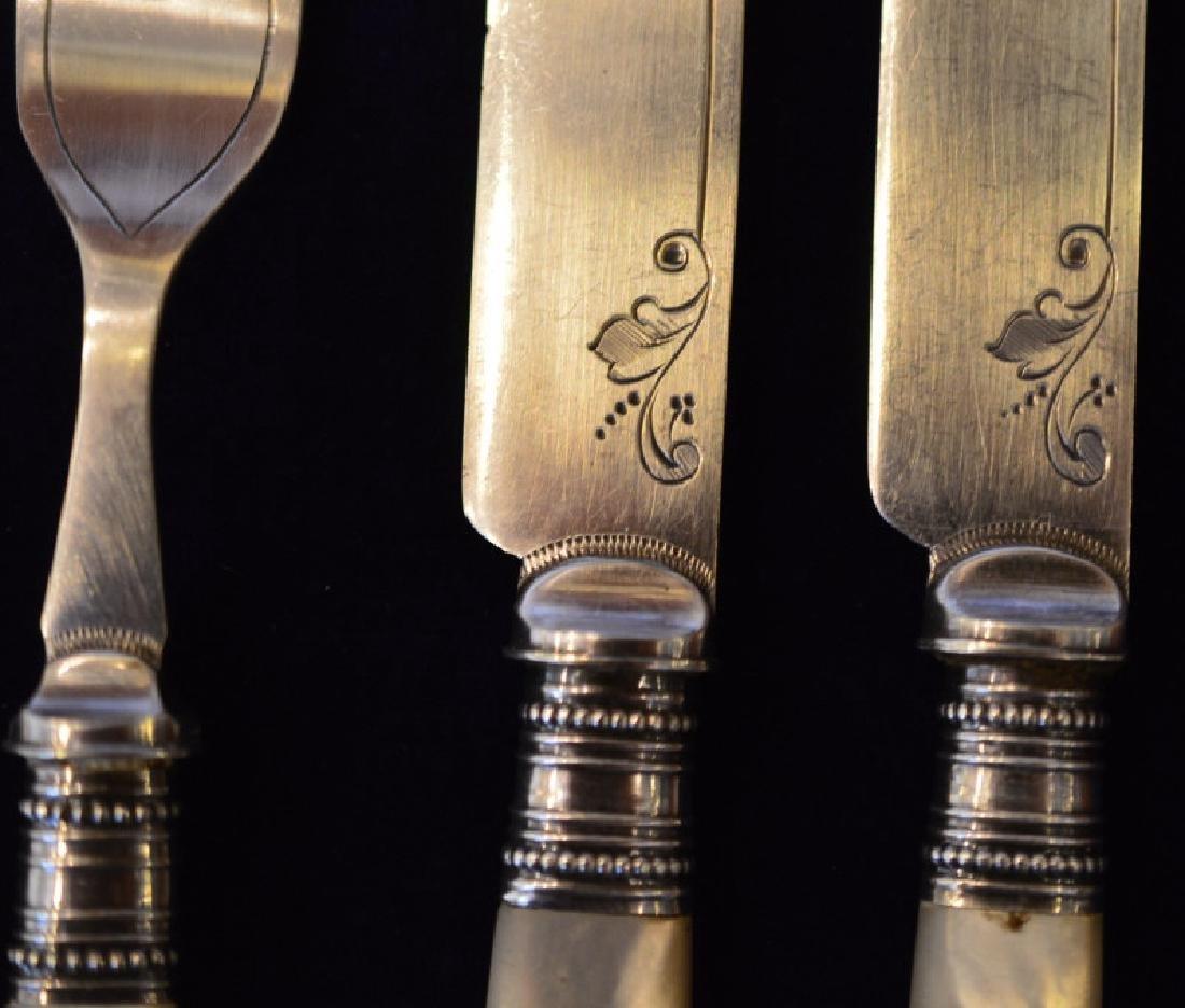 Joseph Elliot & Sons Forks & Knives Set Set of 4 Forks - 2