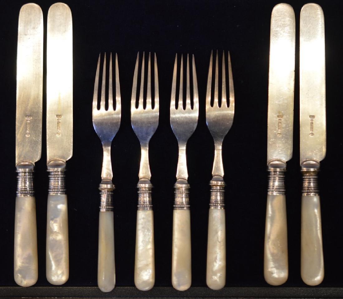 Joseph Elliot & Sons Forks & Knives Set Set of 4 Forks - 4