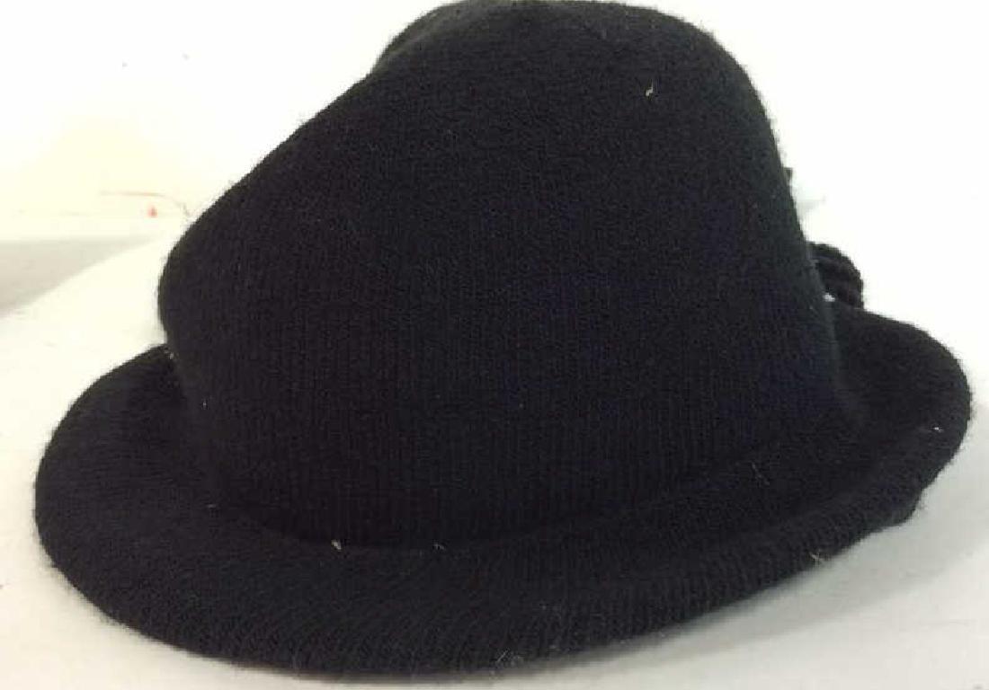 Vera Bradley Black Tote and Hat Scarf Ladies - 7