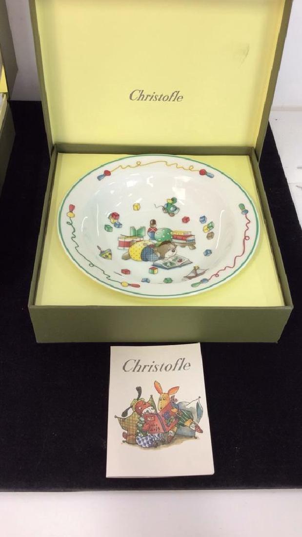 Christofle Paris Baby / Child PorcelainTableware