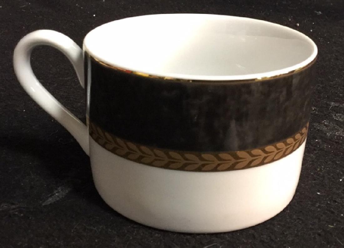 Set !2 Of Retroneu China Coffee Cups - 3