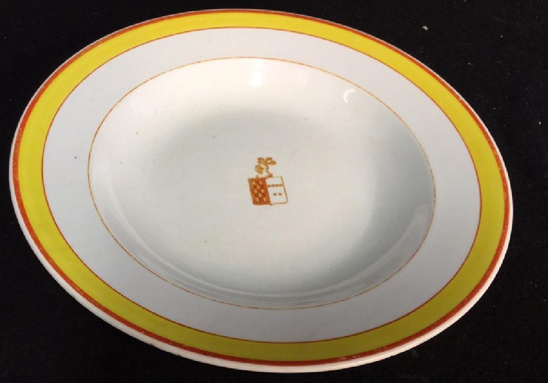 Set of 12 Pickman Sevilla China Soup Bowls