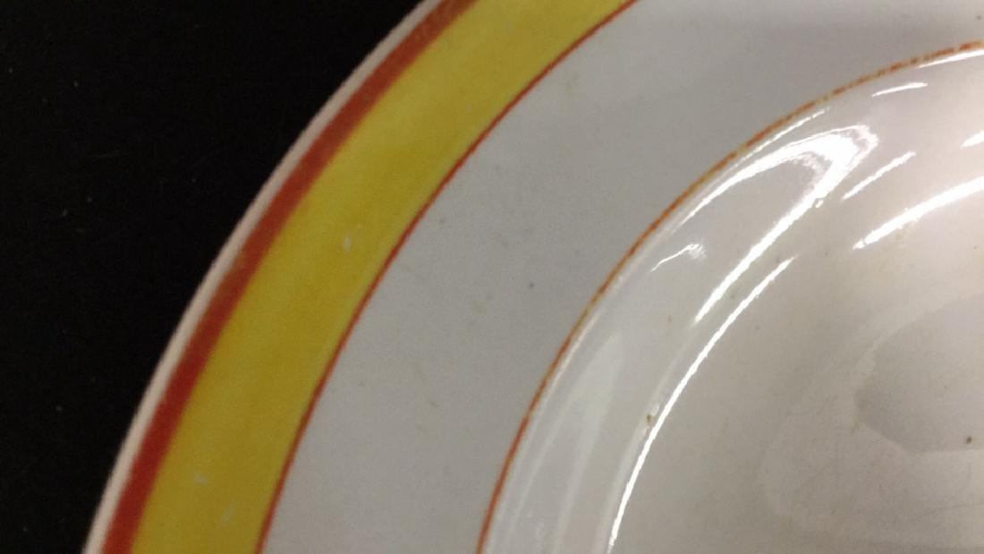 Set of 12 Pickman Sevilla China Soup Bowls - 2
