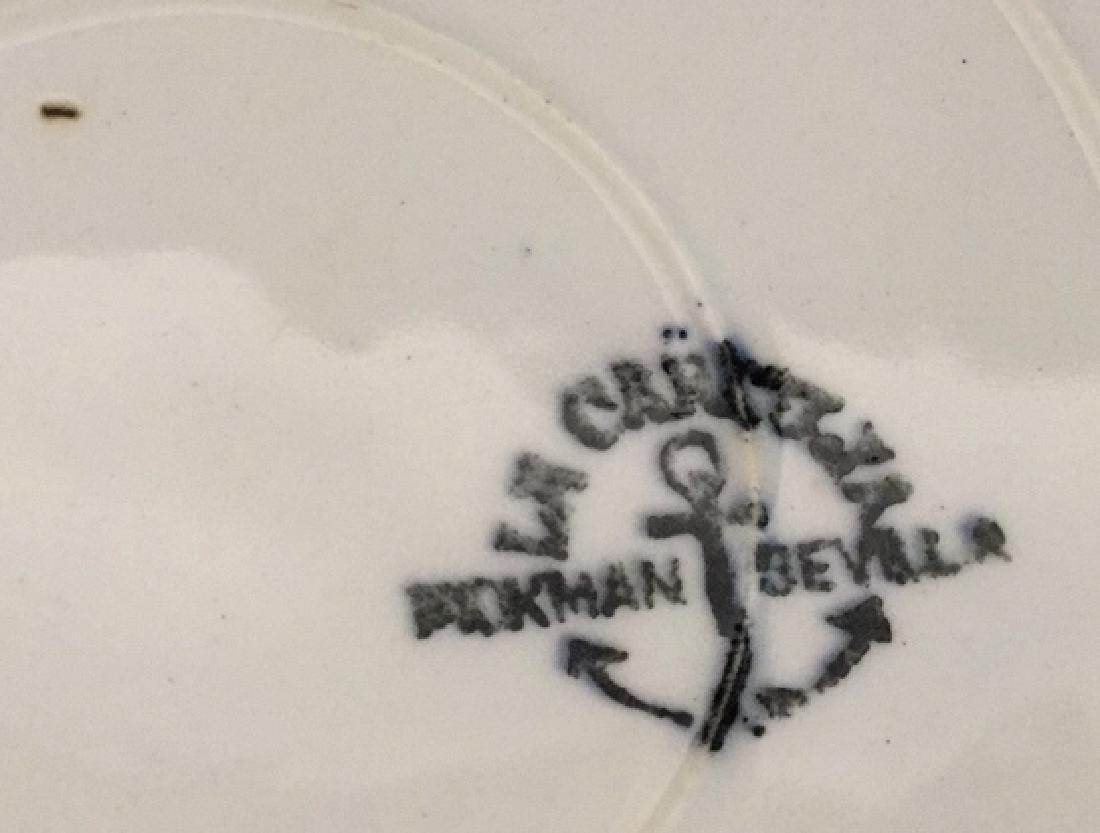 Set of 12 Pickman Sevilla China Soup Bowls - 5